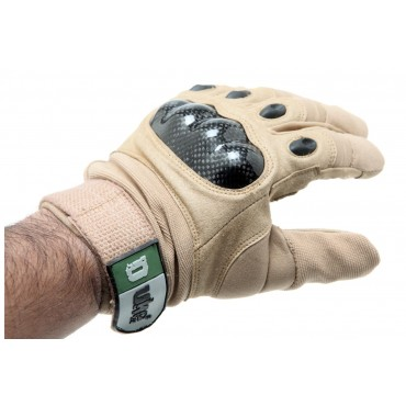 Gants Duke Tactique Renforce Desert Tan- L