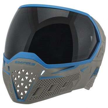 Masque Empire EVS Black Grey Cyan thermal