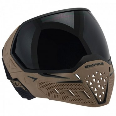 Masque Empire EVS Tan Black thermal