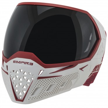 Masque Empire EVS White RED thermal