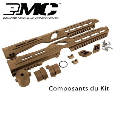 Kit Rails EMC Etha Eclipse Tan Earth