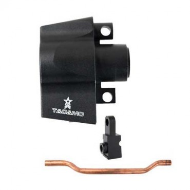 Adaptateur crosse Arriere ASA Flexi Air Kit  X7 MM1000 - RAP4