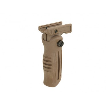 DUKE poignee Cqb Pliable Rail Picatinny M51616206-TAN
