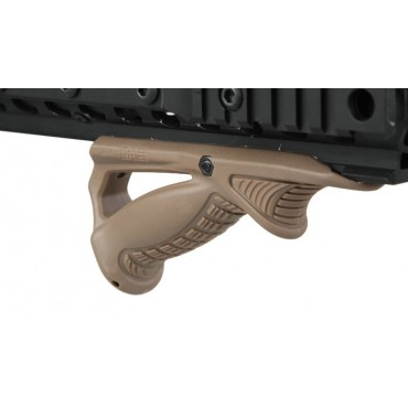 Angled Grip avant incliné type PTK+VTS- Tan