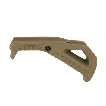 Angled Fore Support Grip CS - tan