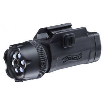 Laser et  Lampe LED FLR 650 - Class II - Walther