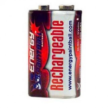 Batteries Energy Paintball 1*9V 320Mha Nimh Rechargeable