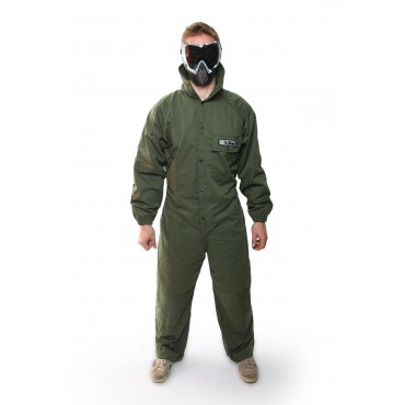 Combinaison Paintball Location Olive taille XL