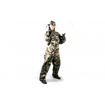 Combinaison Paintball Location Woodland taille 3XL