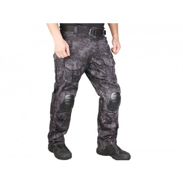 Pantalon tactique G3 Kryptek Typhon S -30W - Emerson