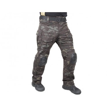 Pantalon tactique G3 Black Multicam  L -34W - Emerson