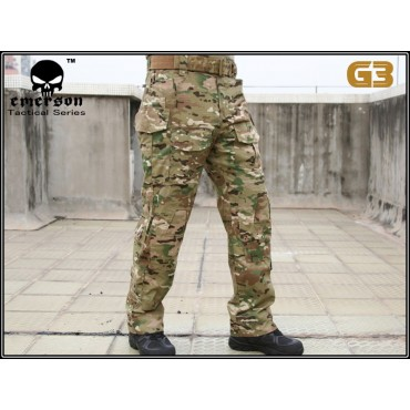 Pantalon tactique G3 Multicam L-34W - Emerson