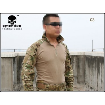Combat Shirt G3 - Multicam L -  Emerson