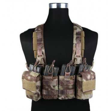 Veste Porte chargeurs Easy Chest Rig - Highlander- 500D - Emerson
