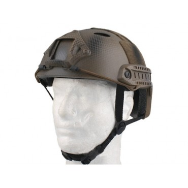 Casque tactique Emerson FAST PJ - US Navy Seal