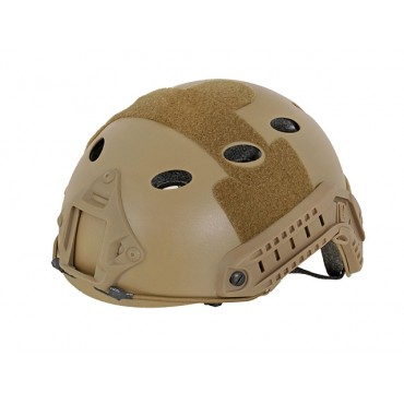 Casque tactique Emerson FAST PJ - Tan
