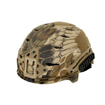 Casque tactique Emerson EXF BUMP - Kryptek Highlander