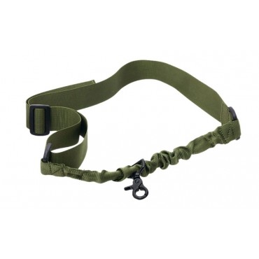 Sangle Bungee Tactique 1 Points Olive - DUKE