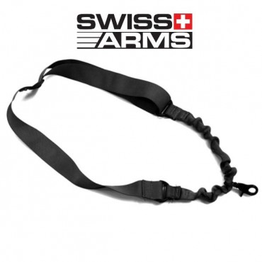 Sangle Tactique 1 point- Swiss Arms -Noire-M51617086bk