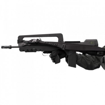 Sangle 3 points Speciale Famas- Swiss Arms -Noire FBP1752
