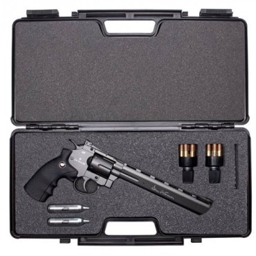 Mallette transport DAN WESSON noire