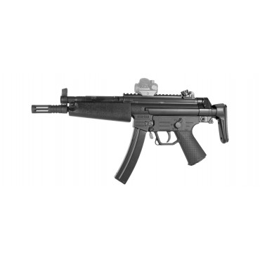 **GSG 522 AEG Blow Back Crosse retractable - ICS