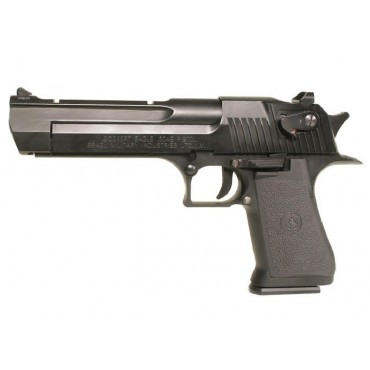 Desert Eagle 50AE KWC Blowback Full auto CO2 - Noir Chargeur court
