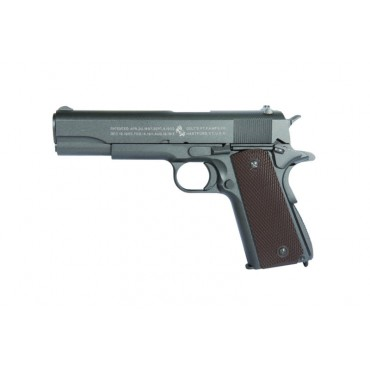 Colt 1911 A1 Anniversary KWC full metal blowback CO2