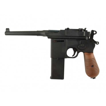 -- Pistolet Legends Mauser C96 CO2  Umarex