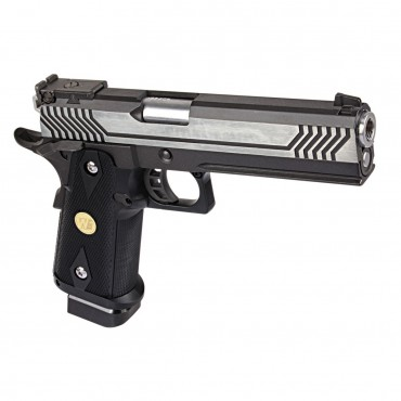 Hi-CAPA 5.1 M1 Version- Noir Metal  Blowback - WE