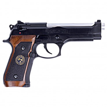 M92 WE Samourai Edge Full metal GBB Gaz Noir-7309