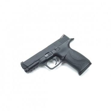 -- Pistolet WE M&P  GBB Noir Gaz 10380