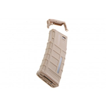 Chargeur AEG M4 Type  PMAG 300 High Cap - Dark Earth