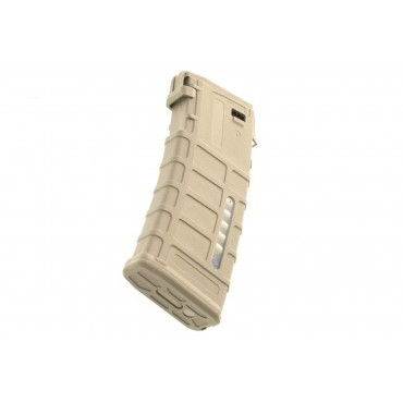 Chargeur AEG M4 Type  PMAG M 120 Mid Cap - Dark Earth