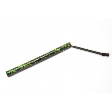 Batterie Deluxe Energy Airsoft NimH Type baton -9.6V 1600 mAh 8 Cells + 3 adapts