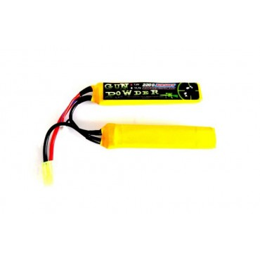Batterie A2PRO Li-Po -7.4V 2200 mAh double mini Stick