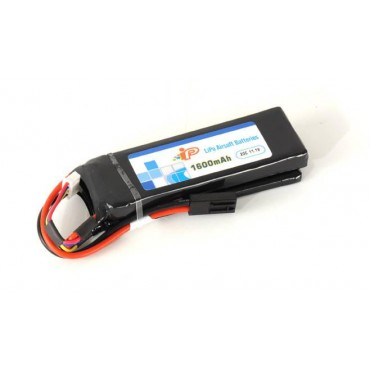 Batterie Intellect Li-Po -11.1V 1600 mAh Stick+ V alarm
