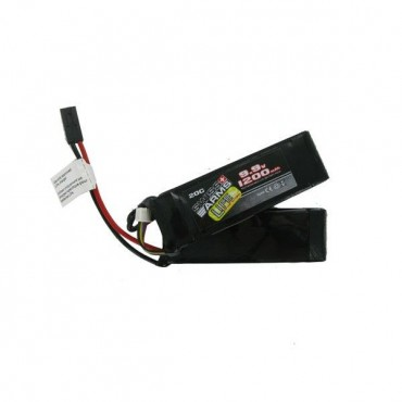 Batterie LiFe -9.9V 1200 mAh 20C -Swiss Arms Intellect