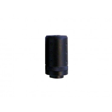 Silencieux 60*32mm - filetage14mm antihoraire-Swiss Arms